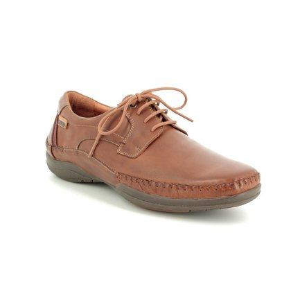 Pikolinos Casual Shoes - Tan - M1D4056/11 SAN TELMO