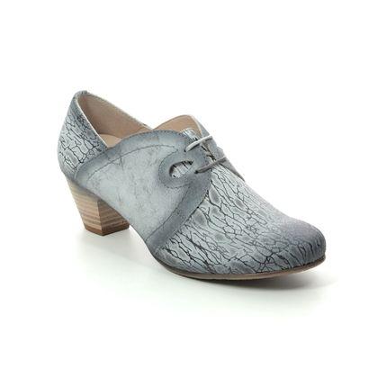 Pinto Di Blu Shoe Boots - Light Grey Leather - 2098035TR11 TEIA