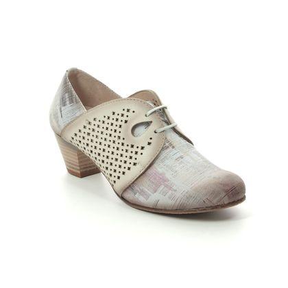 Pinto Di Blu Shoe Boots - Taupe leather - 2098135TR22 TEIA