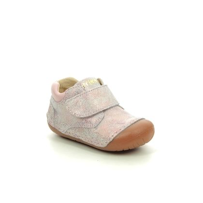 Primigi 1st Shoes & Prewalkers - Rose leather - 5400000/60 BABY BUBBLE