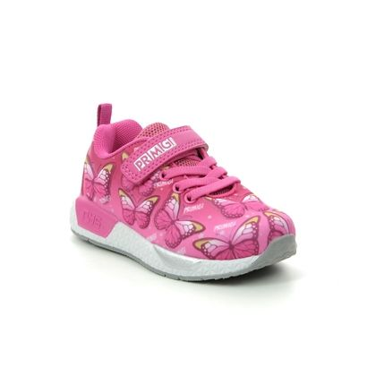 Primigi Girls Trainers - Hot Pink - 5447500/62 BABY MEGA