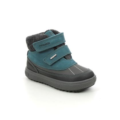 Primigi Infant Boys Boots - Teal blue - 8357911/ BARTH  19 GTX