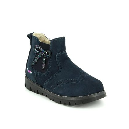 Primigi 1st Shoes & Prewalkers - Navy - 8521000/70 BEAUTIBRO