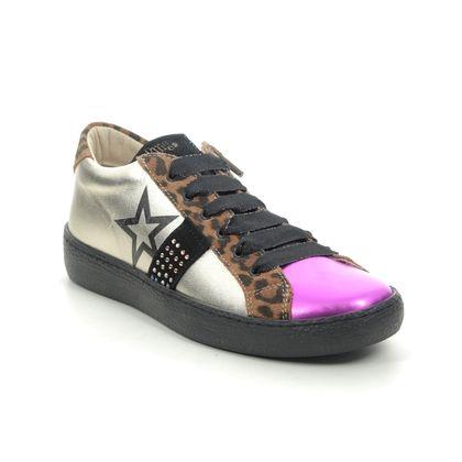 Primigi Girls Shoes - Gold Leather - 6433522/26 BG UNIVERSE