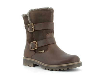 Primigi Girls Boots - Brown leather - 6365733/20 CHRIS GORE-TEX