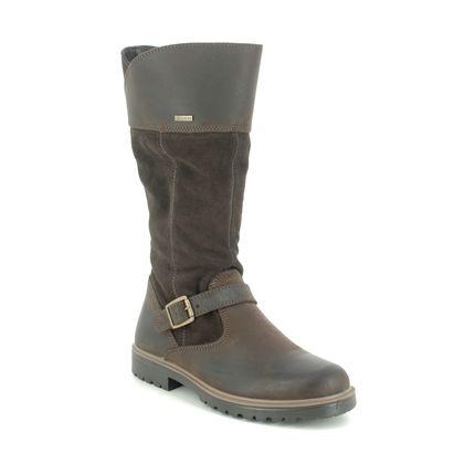 Primigi Girls Boots - Brown leather - 6365800/20 CHRIS  LONG GTX