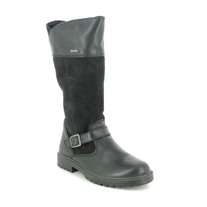 Primigi Girls Boots - Black leather - 6365811/30 CHRIS  LONG GTX