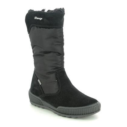 Primigi Girls Boots - Black Suede - 23847/22 CLIO GORE-TEX