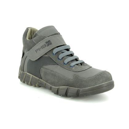 Primigi Boys Boots - Grey leather - 24293/44 ELVIS GORE-TEX