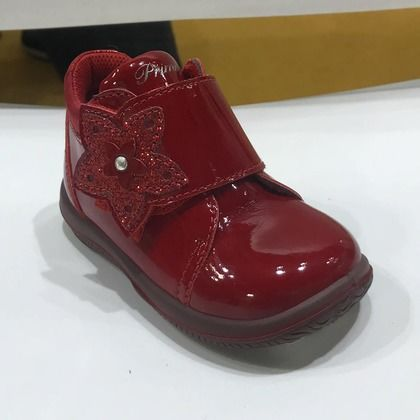 Primigi Infant Girls Boots - Red patent - 4360577/80 FRUTTI BABY