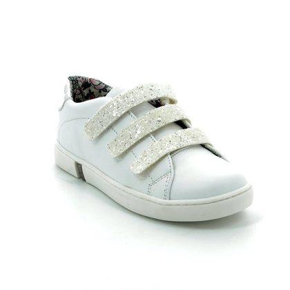 Primigi Girls Shoes - White - 7166300/60 GLOSSY PIU