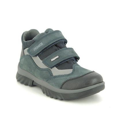 Primigi Boys Boots - Grey Nubuck - 6394411/00 HIKRRO GTX