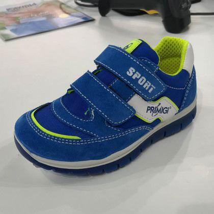 Primigi Boys Trainers - Blue - 3393433/72 HILOS 91