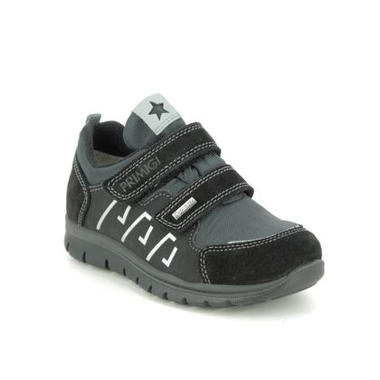 Primigi Boys Trainers - Black leather - 5373122/30 HILOS GTX