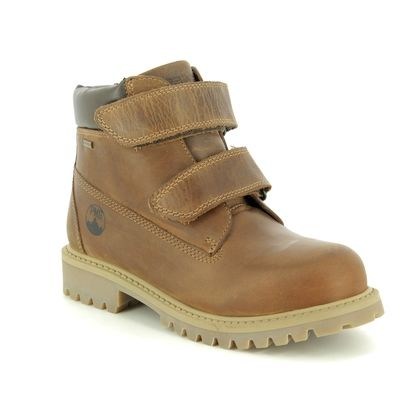 Primigi Boys Boots - Brown leather - 24298/00 JACOB GORE-TEX