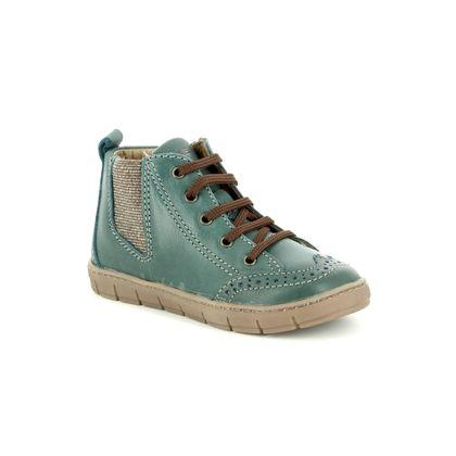 Primigi 1st Shoes & Prewalkers - Teal blue - 24150/22 KEVIN