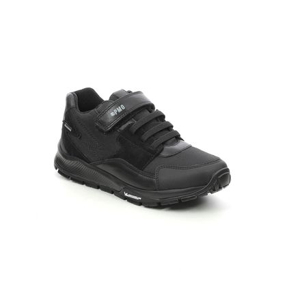 Primigi Boys Trainers - Black leather - 6421133/30 LAB    4X4 GTX