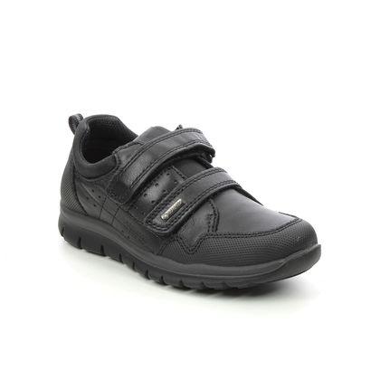 Primigi Boys Shoes - Black leather - 6395600/ LORENZO 2V GTX