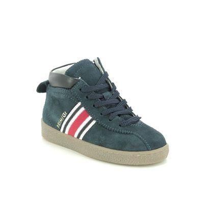 Primigi Infant Boys Boots - Navy Suede - 6417500/70 PH MOVE