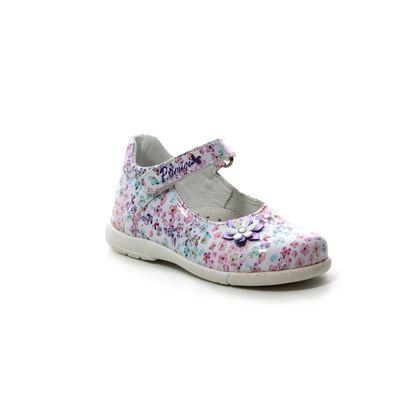 Primigi 1st Shoes & Prewalkers - White floral - 3402100/66 PRIMIGI BABY