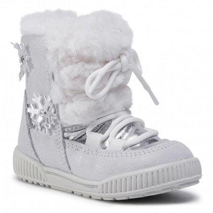 Primigi Infant Girls Boots - White - 6361700/66 RIDE   19 GTX