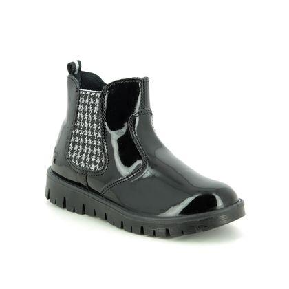 Primigi Girls Boots - Black patent - 4378444/40 ROXY
