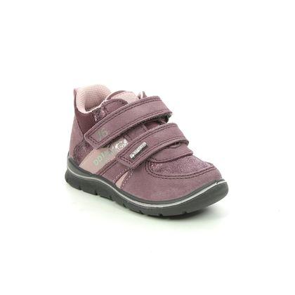 Primigi Infant Girls Boots - Plum - 8352433/ SKATE  G 2V GTX