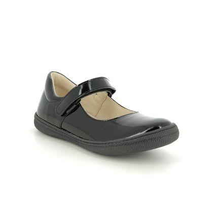 Primigi Girls Shoes - Black patent - 4432000/40 SPORT TRE STRAP