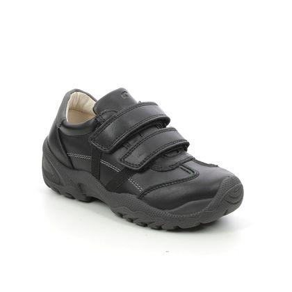 Primigi Boys Shoes - Black leather - 4391500/30 TEN