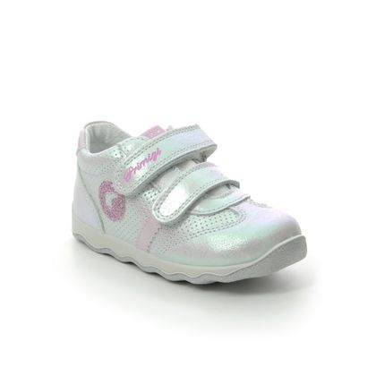 Primigi Girls Trainers - Silver - 5352900/01 THINKY 01 GIRL