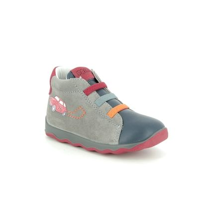 Primigi 1st Shoes & Prewalkers - Grey - 4359400/00 THINKY BOY