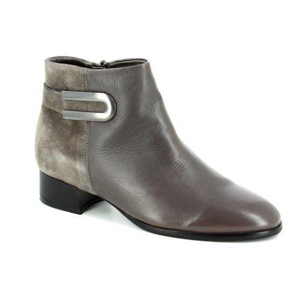 Regarde le Ciel Fashion Ankle Boots - Grey - 1002/00 CRISTION 07