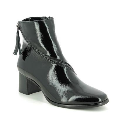 Regarde le Ciel Boots - Ankle - Black patent - 2800/30 INES 34