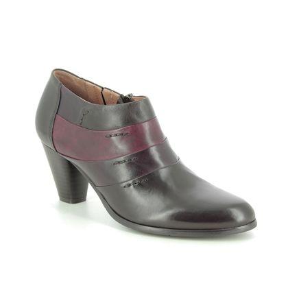 Regarde le Ciel Shoe Boots - Wine - 4629/81 MARISI 111