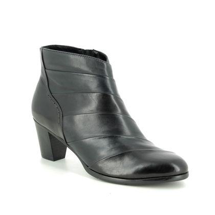 Regarde le Ciel Boots - Ankle - Black Navy combi - 9166/30 SONIA  38