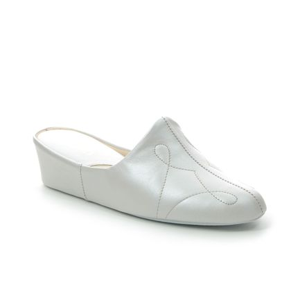 Relax Slippers Slippers - Oyster Pearl - 7312/ PLAIN