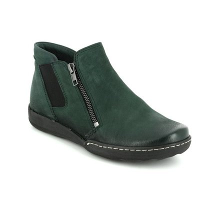 Relaxshoe Fashion Ankle Boots - Green - 215160/80 CALYHITWO