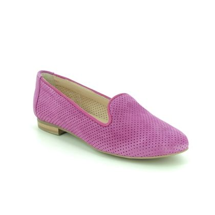 Relaxshoe Pumps - Fuchsia Suede - 610005/60 ISABEL