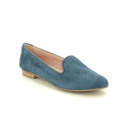 Relaxshoe Pumps - Navy Suede - 610005/70 ISABEL