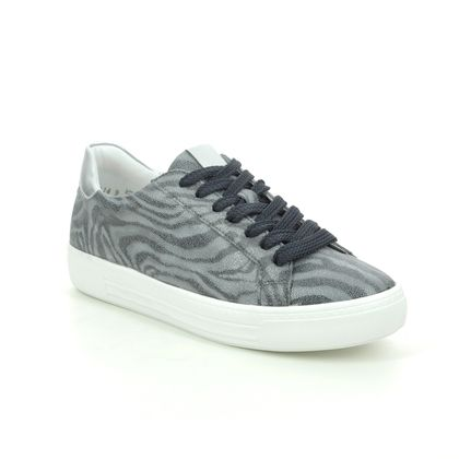 Remonte Trainers - Navy Leather - D0904-14 ALTOLEP