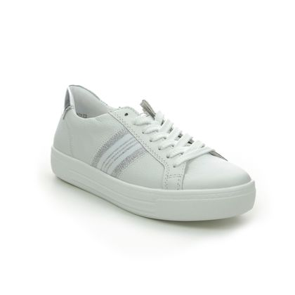 Remonte Trainers - WHITE LEATHER - D0901-80 ALTOSTARY