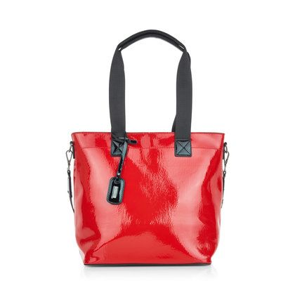 Remonte Occasion Handbags - Red patent - Q0496-33 DOCRIGHT BAG