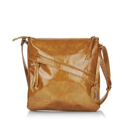 Remonte Handbags - Yellow Patent - Q0702-68 HONEY DOC BODY