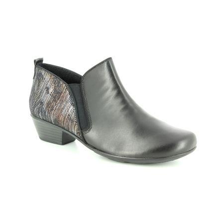 Remonte Shoe Boots - Black - D7364-02 MILLTRUD