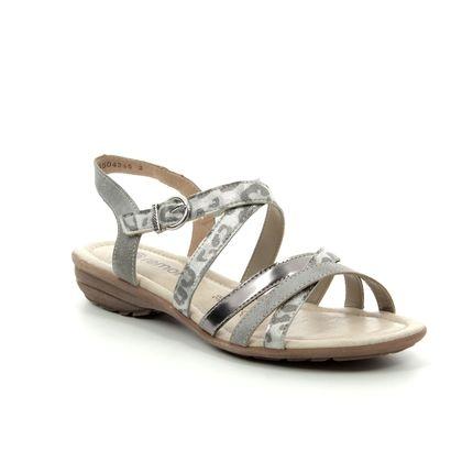Remonte Comfortable Sandals - Metallic - R3631-91 ODLEY