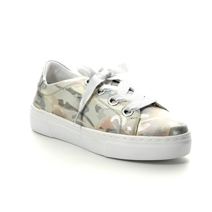 Remonte Trainers - Camouflage - R3103-91 PAMPIONA LACE