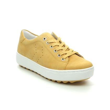 Remonte Trainers - Yellow Suede - D1004-68 SCALACE