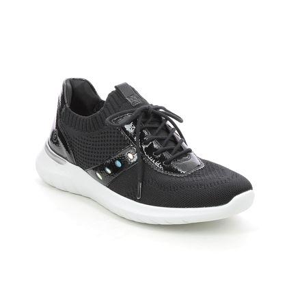 Remonte Trainers - Black - R5701-01 VALOUR