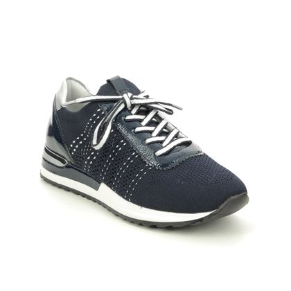 Remonte Trainers - Navy - R2507-14 VAPOKNIT
