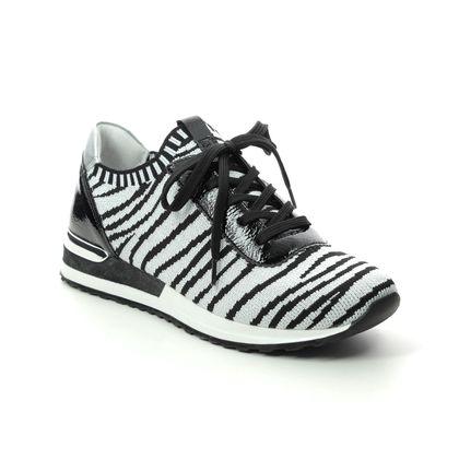 Remonte Trainers - Zebra - R2508-90 VAPOZ